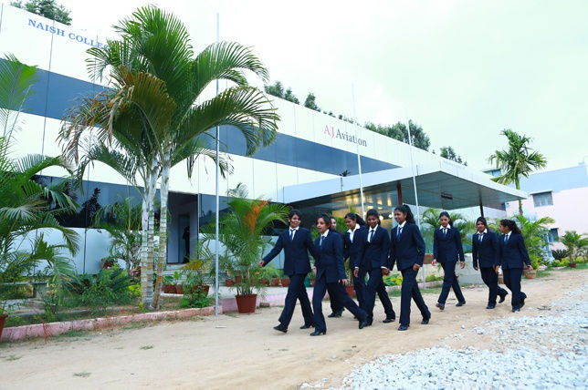 AJ Aviation University, Bangalore