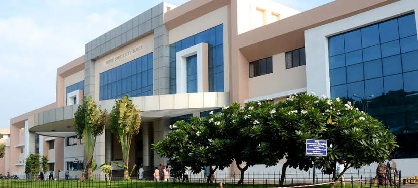 Jawaharlal Institute of Post Graduate Medical education and research (JIPGMER), Pondicherry