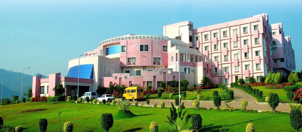 Maharajah's Insitute of Medical Science, Vizianagaram, Andra Pradesh