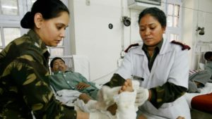 Nursing Scope in Indian Army