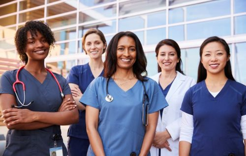 MSC nursing salary in USA