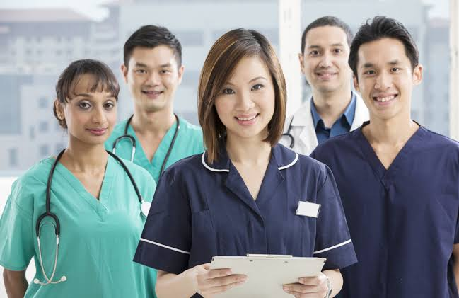 How To Become A Registered Nurse In UK